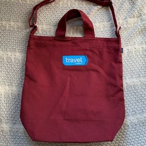 Baggu Duck Bag Travel Channel Convertible Tote